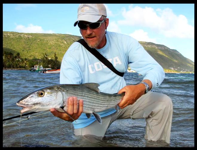 Caribbean Bonefishing de Arnaud Jolif
